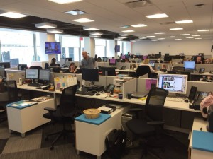 Free Press newsroom